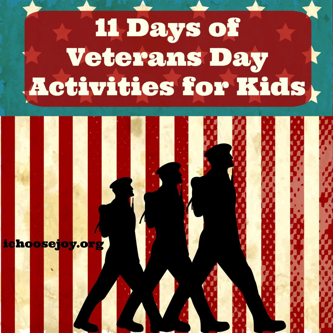 New Activity Guide 11 Days Of Veterans Days Activities