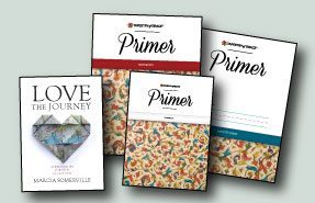 Tapestry of Grace Primer is perfect for brand new homeschool moms! I wish they had had this when I was starting out.