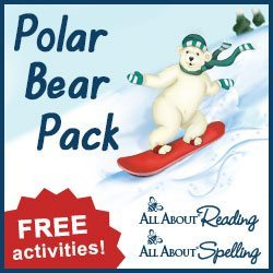 Get a FREE Polar Bear Printable Pack!