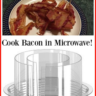 Review: Bacon Pro to cook bacon in the Microwave!