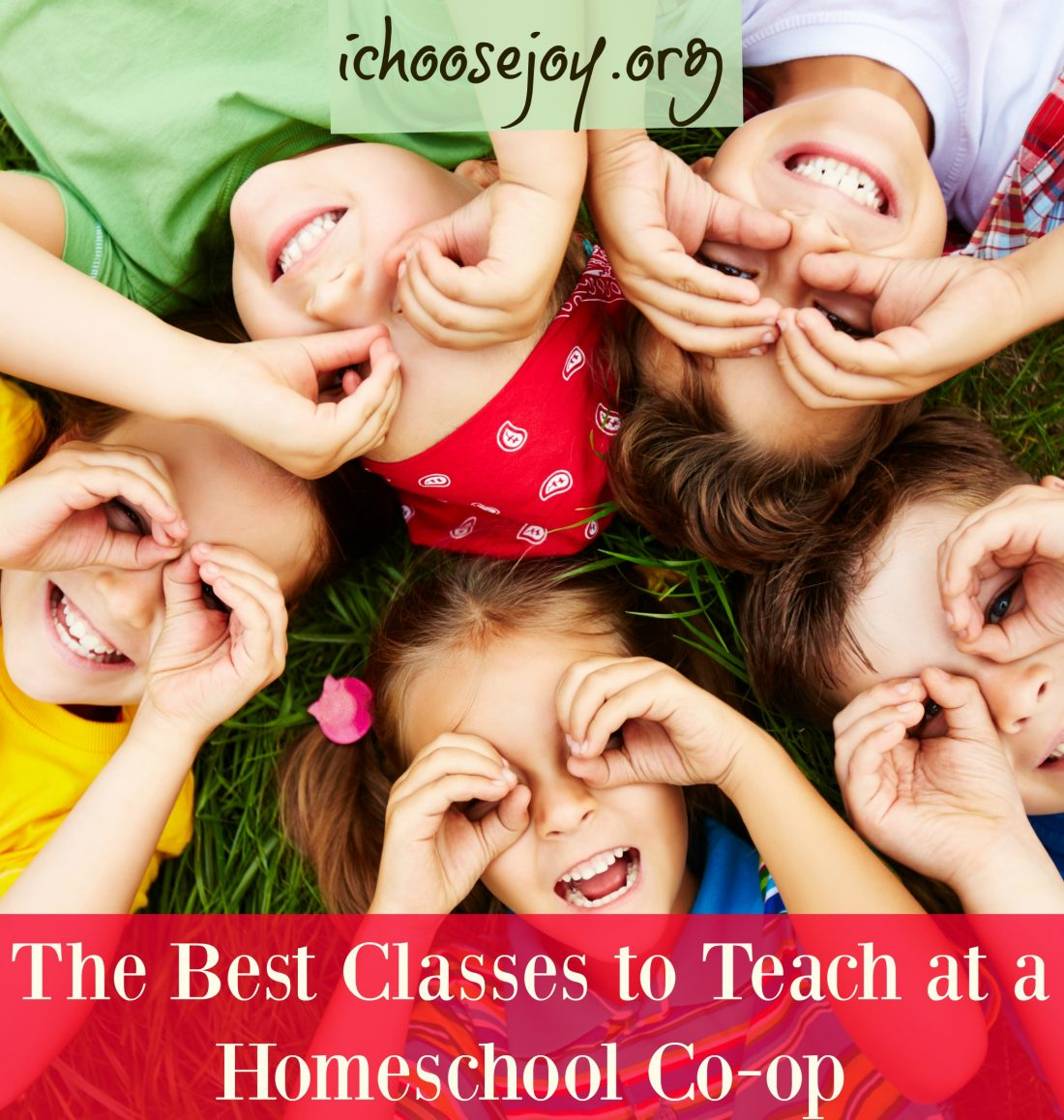 The Best Classes to Teach at a Homeschool Co-op