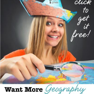 Need to Teach High School Geography?