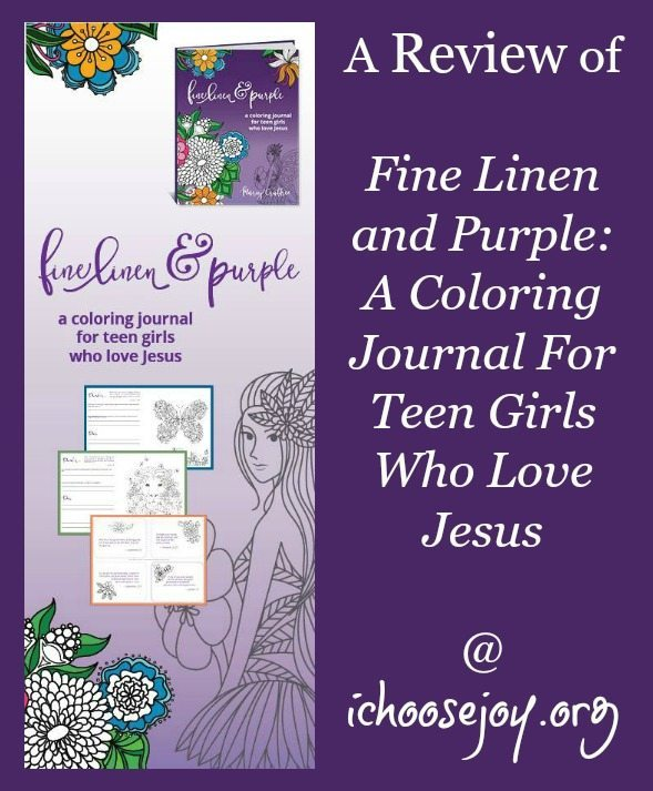 "Review: ""Fine Linen and Purple"""