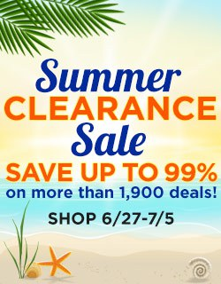 Clearance at Christian Book Distributors