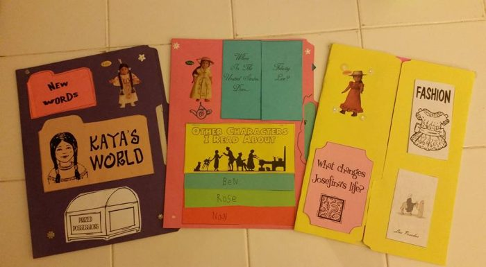 Teaching history with lapbooks