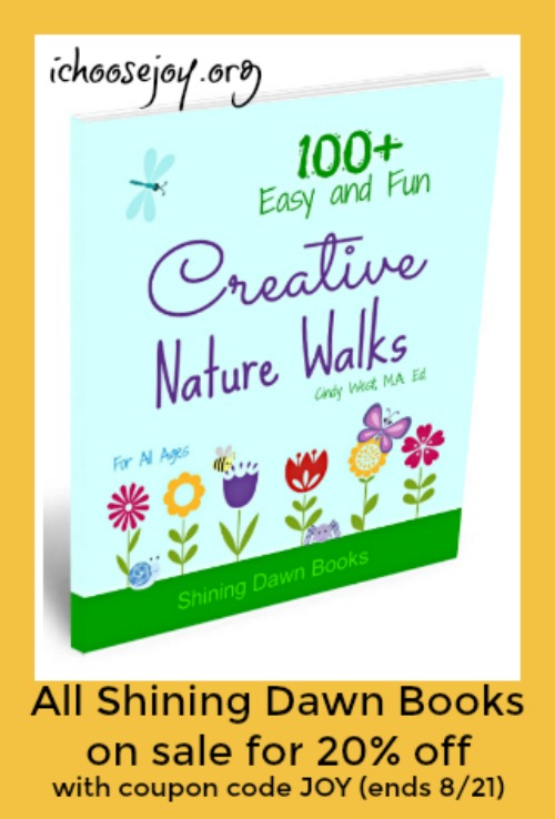 100+ Easy and Fun Creative Nature Walks
