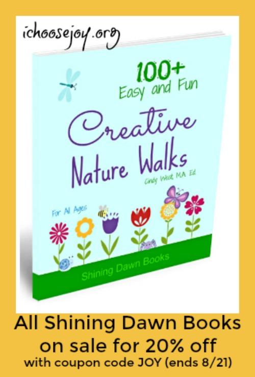 100+ Easy and Fun Creative Nature Walks