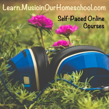 Learn.MusicinOurHomeschool.com online courses in music appreciation and Shakespeare. 100+ Online Courses The Ultimate Guide for Homeschool Success using online courses. #onlinecourses #homeschool #homeschoolcurriculum #ichoosejoyblog