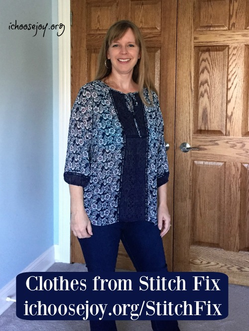 Stitch Fix clothes choices