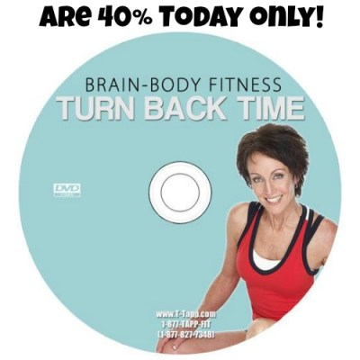 T-Tapp Deep Discount Tuesday 40% OFF All Variety Workouts!