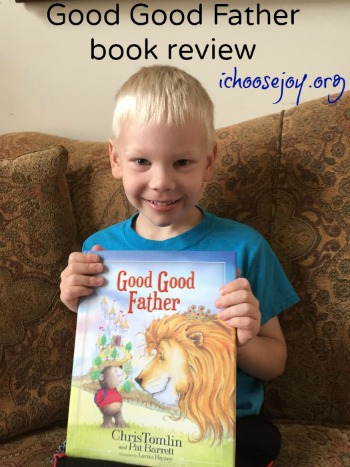 """Good Good Father"" book review and giveaway (ends Oct. 17)"