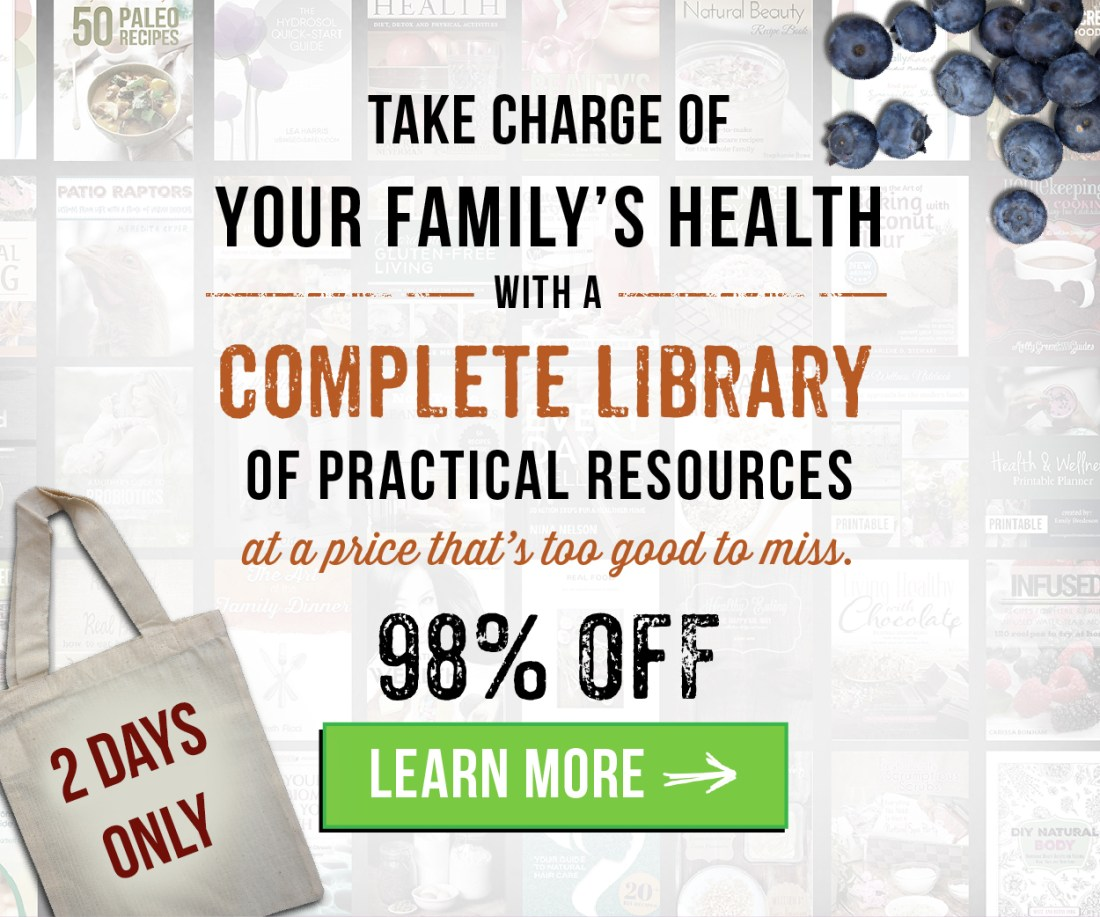 Only Today and Tomorrow: Healthy Ultimate Bundle Flash Sale