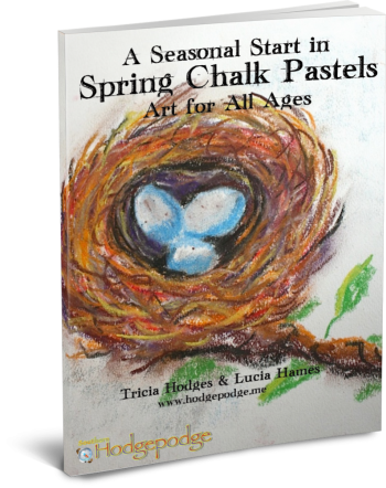 A Seasonal Start in Spring Chalk Pastels for All Ages ebook