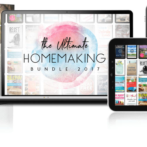 The Most Amazing Resources for Growing as a Homemaker
