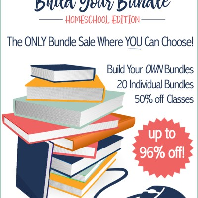 Insider Tips for the Build Your Bundle 2017 Homeschool Curriculum Sale