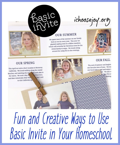 Fun and Creative Ways to Use Basic Invite in Your Homeschool