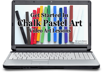 Get Started in Chalk Pastel online video art lessons. 100+ Online Courses The Ultimate Guide for Homeschool Success using online courses. #onlinecourses #homeschool #homeschoolcurriculum #ichoosejoyblog