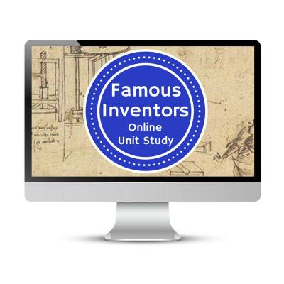Studying Ancient Rome or Famous Inventors? Do it with Online Unit Studies!