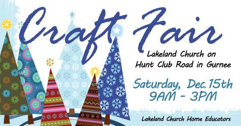 Craft Fair Lakeland church example for advertising a craft fair. See the full post for step-by-step plan for organizing a holiday craft fair. #holidaycraftfair #craftfair #christmascraftfair #ichoosejoyblog