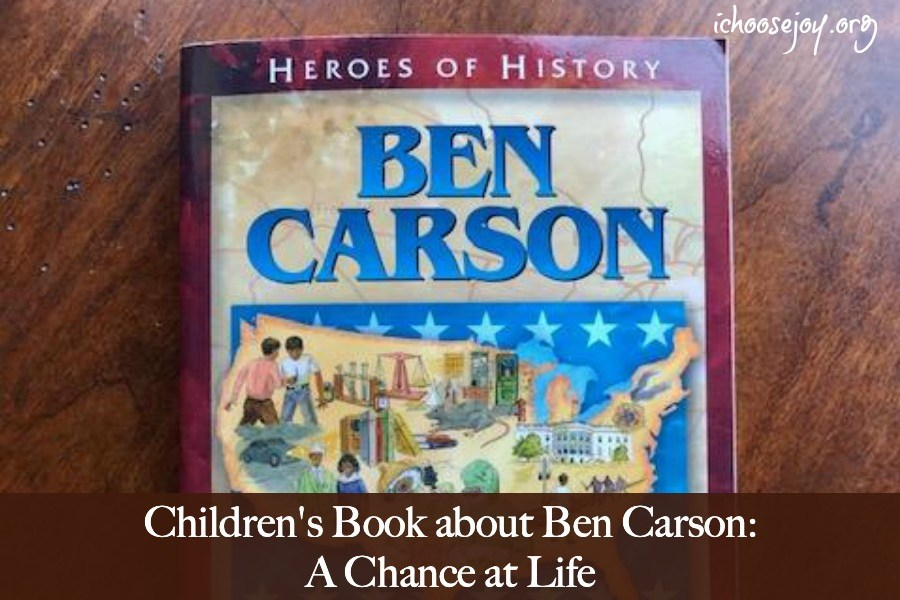 Children's Book About Ben Carson