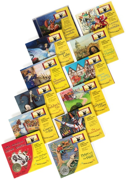 Maestro Classics CDS for music appreciation