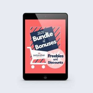 Insider Pro Tips for the 2020 Build Your Bundle Homeschool Sale