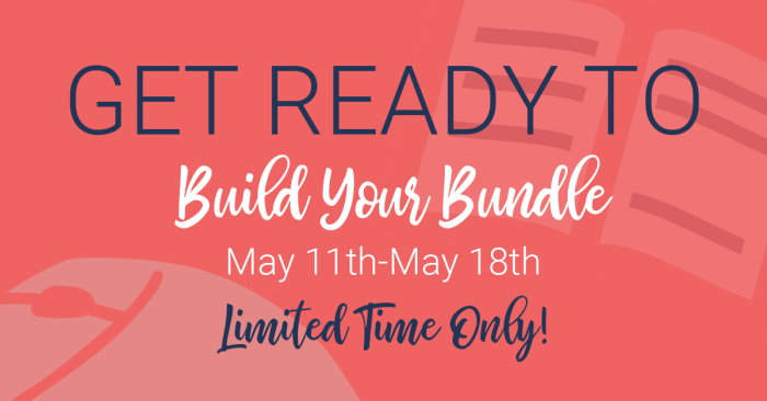 The 2020 Build Your Bundle Homeschool Curriculum Sale is coming soon!