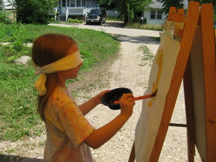 How to Host a Big Messy Art Camp: Summer Camp Series