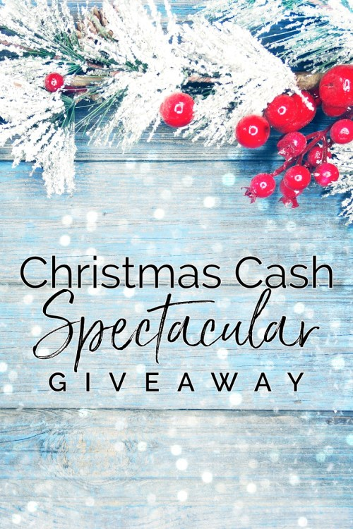 Christmas Cash Spectacular Giveaway, $500 Paypal cash, open 11/30-12/7, 2020