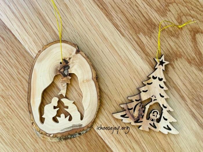 Artza Box - the ornaments