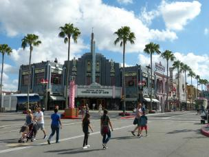 Hollywood in Florida