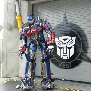 Ich bin Optimus Prime
