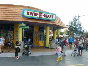Kwik-E-Markt in Springfield
