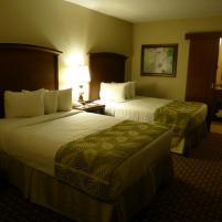 Motelzimmer im Rosen Inn