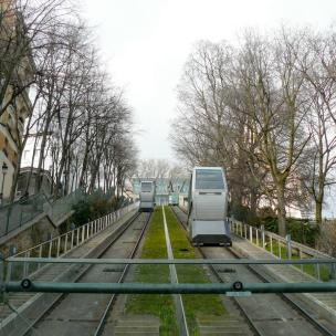 Funiculaire Montmartre