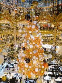 Glamour Weihnachtsbaum