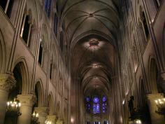 Innenraum der Kathedrale