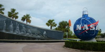 USA Florida Cape Canaveral Kennedy Space Center KSC NASA