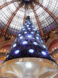 Swaroski Weihnachtsbaum