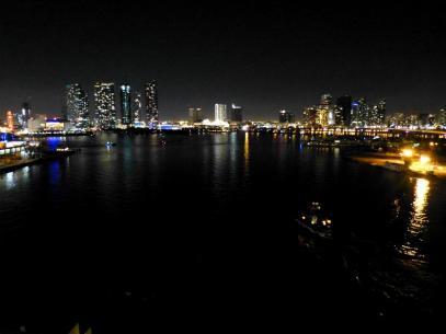 Ausfahrt aus dem Hafen Miamis-1200x900