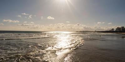 Portugal Algarve Portimao Praia da Rocha Atlantik Sonne Meer