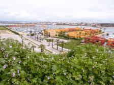 Portugal Algarve Portimao Hafen