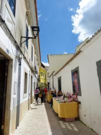 Portugal Algarve Loulé Altstadt Gassen Markt