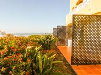 Portugal Algarve Portimao Praia da Rocha Hotel Oriental Meerblick
