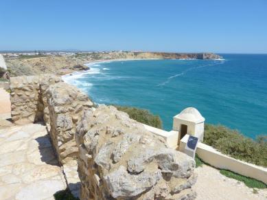 Algarve Ponta de Sagres Fortaleza