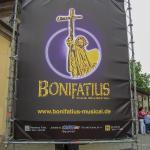 Fulda Schlosstheater Musicalsommer Musical Bonifatius