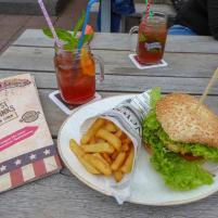 Fulda American Burger Grill Orange