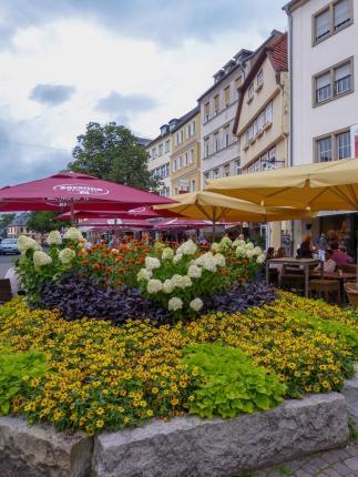 Fulda Barockviertel Friedrichstraße