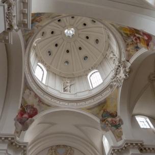 Fulda Dom Kuppel
