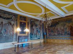 Fulda Stadtschloss Schloss Historische Räume Fürstliche Wohnung